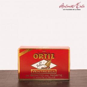 COMPRAR Ortiz Withe Tuna Fillets 110gr -Jamones, ibéricos y otros productos