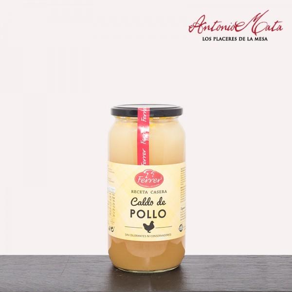 CALDO DE POLLO FERRER 970ml