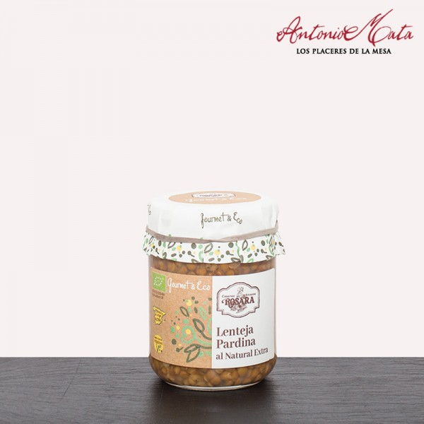 Rosara Natural Eco Lentils 390gr