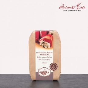 COMPRAR PIMIENTO RELLENO DE BOLETUS... -Jamones, ibéricos y otros productos
