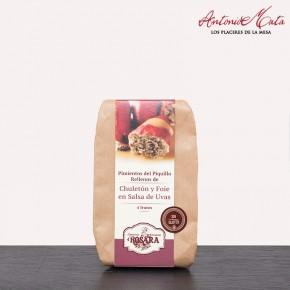 COMPRAR Ribeye and Foie Stuffed... -Jamones, ibéricos y otros productos