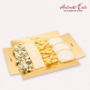 COMPRAR Bandeja Quesos de Pasta Blanda -Jamones, ibéricos y otros productos