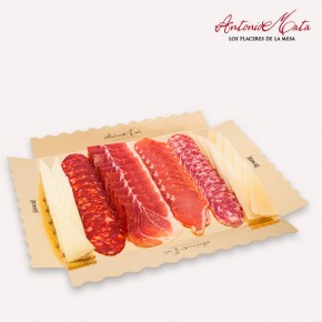COMPRAR Antonio Mata Tray -Jamones, ibéricos y otros productos
