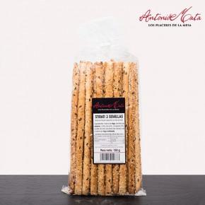 COMPRAR 3 Seeds Stirati 150gr -Jamones, ibéricos y otros productos