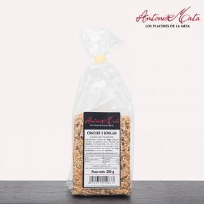 COMPRAR 3 Seeds Cracker 200gr -Jamones, ibéricos y otros productos