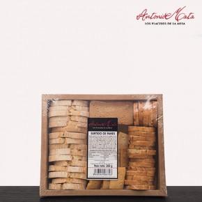 COMPRAR SURTIDO DE PANES -Jamones, ibéricos y otros productos