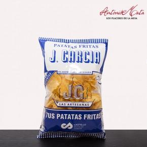 COMPRAR Garcia Potato Chips 180gr -Jamones, ibéricos y otros productos