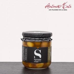 COMPRAR Serrano Homemade Olives 360gr -Jamones, ibéricos y otros productos