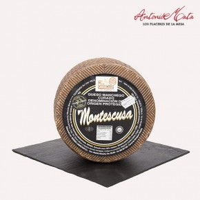 MONTESCUSA MANCHEGO CURED...