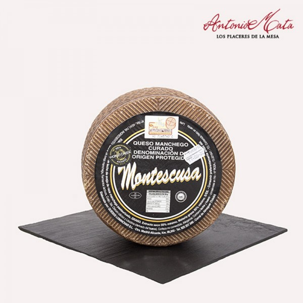 MONTESCUSA MANCHEGO CURED CHEESE