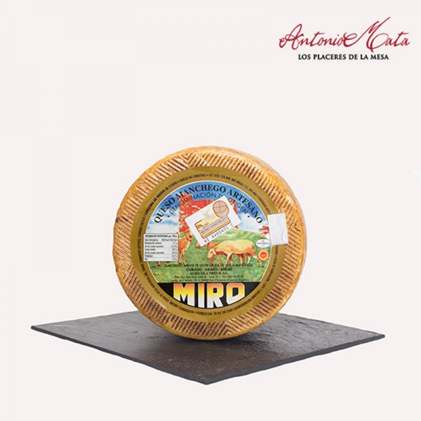 Abuelo Miro Manchego Cured Cheese