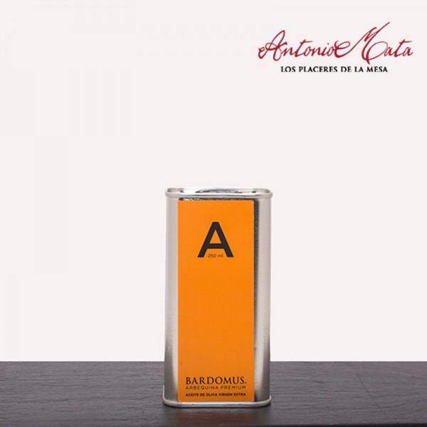 Aceite Bardomus Arbequina Lata 250ml