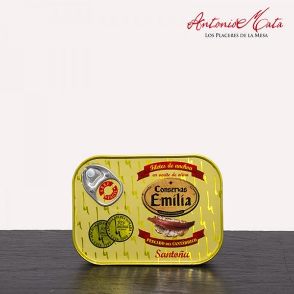 ANCHOA DEL CANTABRICO EMILIA 78 Gr