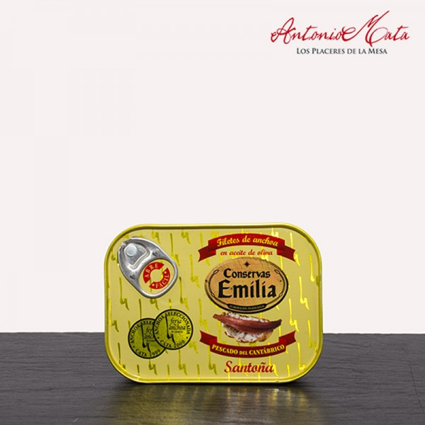 Emilia Cantabrian Anchovy 78gr