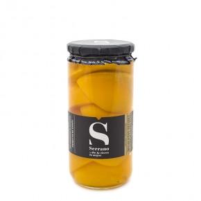 COMPRAR Peach in Syrup -Jamones, ibéricos y otros productos