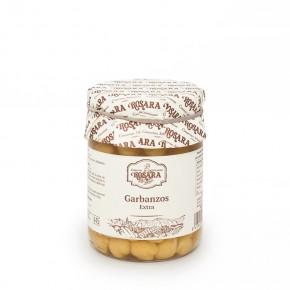 COMPRAR Garbanzo Natural Rosara 390gr -Jamones, ibéricos y otros productos