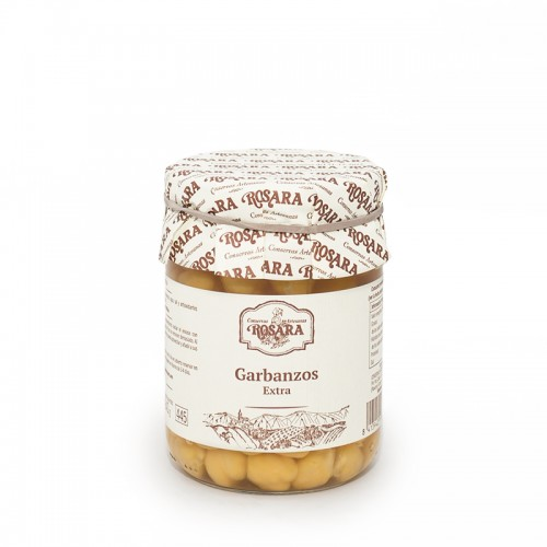 Rosara Natural Chickpeas 390 gr