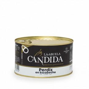 COMPRAR PERDIZ ESCABECHADA CANDIDA... -Jamones, ibéricos y otros productos