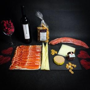 COMPRAR PACK AMANTES DE TERUEL... -Jamones, ibéricos y otros productos