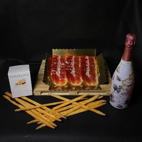 COMPRAR PACK EMBARAZADA -Jamones, ibéricos y otros productos