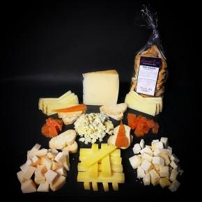 COMPRAR PACK CHEESE LOVERS -Jamones, ibéricos y otros productos