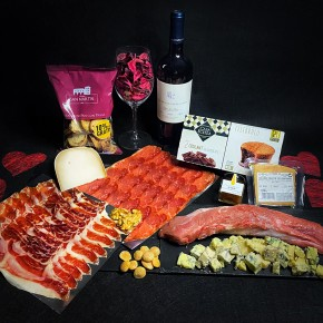 COMPRAR Teruel Lovers Premium Pack -Jamones, ibéricos y otros productos