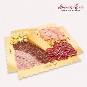 COMPRAR Cold cuts and Cheese Tray -Jamones, ibéricos y otros productos