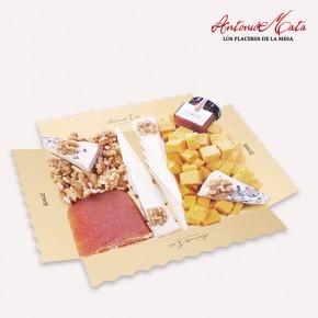 COMPRAR Small Cheese Gourmet Tray -Jamones, ibéricos y otros productos