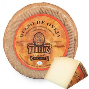 COMPRAR Cured Sheep Cheese -Jamones, ibéricos y otros productos